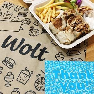 【仙台】Wolt(ウォルト)注文してみた!使い方やUber Eatsとの違いを検証