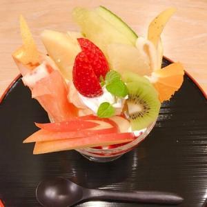 仙台初「果実 KASANE」のフルーツたっぷりスイーツ!インスタ映え間違いなし