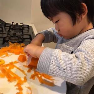 子どもと〇〇に作ることで食べることが好きになる♫