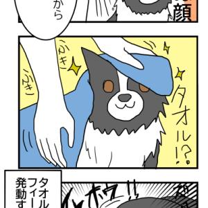 【犬漫画】水嫌いの犬と月一のお風呂事情