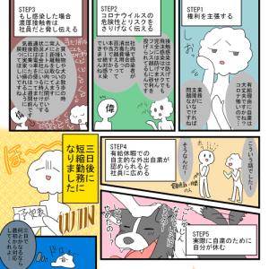 短縮勤務を勝ち取った平社員の話3/3