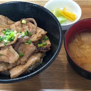 メグ丼セット ミックス(道の駅清川)