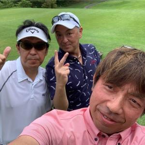 津久井湖ゴルフ倶楽部での定例ラウンドで「倍返し」されちゃいました! #ゴルフ #津久井湖ゴルフ倶楽部