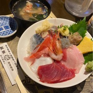 早起きしての銚子ツーリング、銚子漁港近くの「鮪蔵」で銚子海鮮丼を頂いた! #グルメ #食べ歩き #ツーリング