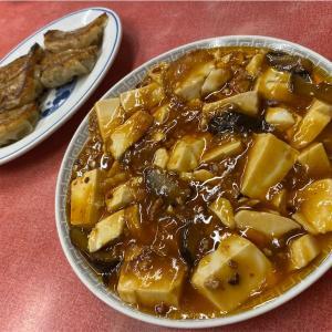千歳烏山の町中華「烏山飯店」で昔からの友人と麻婆豆腐を頂いた! #グルメ #食べ歩き