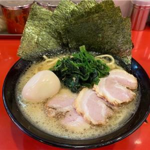 最寄駅のつつじヶ丘にある横浜家系ラーメン「真誠家」でスペシャルラーメン(醤油)を頂いた! #グルメ #食べ歩き #ラーメン