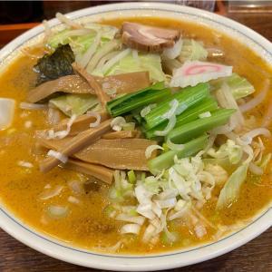 デカ盛りで有名な喜多見の「中華料理 栄華」でタンタンメン(辛)を頂いた! #グルメ #食べ歩き #ラーメン