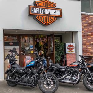 ハーレーダビッドソン セントラルのスタンプラリーで 5 店舗制覇してきました! #バイク #ハーレー #スポーツスター