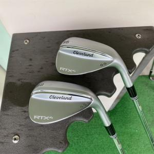 久しぶりのゴルフグッズ、Cleveland RTX4 ウェッジを購入しました! #ゴルフ #ウエッジ #クラブ