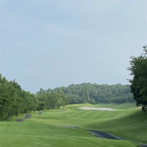 準メンバー化している「アラインゴルフクラブ」で日の出スルーしてきました! #ゴルフ #ラウンド #ゴルフ大好き #桑田泉 #クオータ理論