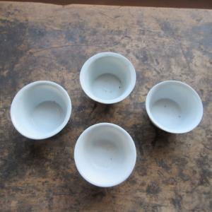 白磁 煎茶椀