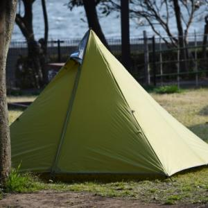 新ギアを試す為にソロでデイキャンプに行こうとしたら大変な目に遭いました!