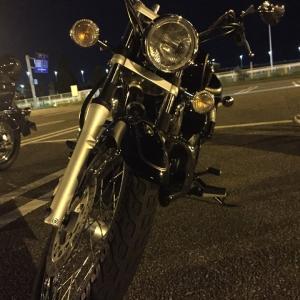 バイクでやっと公道デビュー!友人とそのままプチツーリングへ!