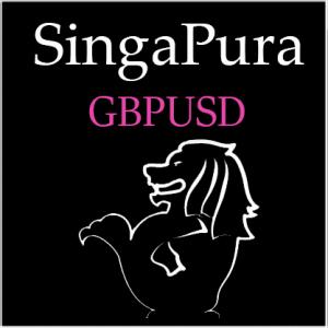 【無料EA】SingaPura GBPUSD【固定ロットとマーチンゲールを選択可能!】