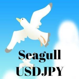 【無料EA】Seagull USDJPY