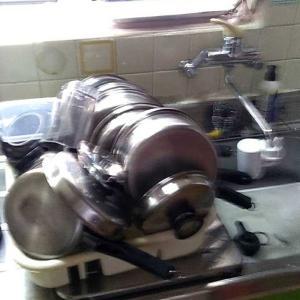 掃除・皿洗いAfterですがね~💛