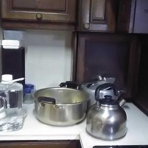 掃除・キッチンつり戸棚before/after