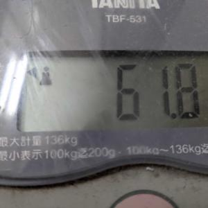 体重/2021/1/17とこもり