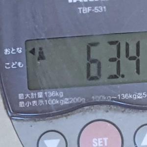 体重/2021/7/23