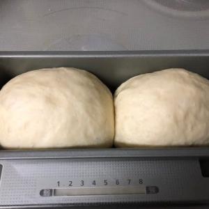 パウンド型で生食パン