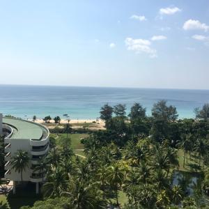プーケット(Phuket)で休養