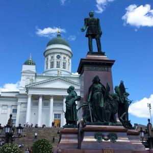 ヘルシンキ中心街
