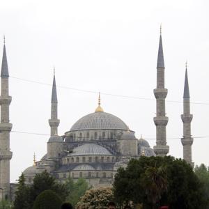 イスタンブール(Istanbul)のブルーモスク
