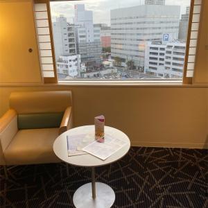 新潟旅行|ANAクラウンプラザホテル新潟に宿泊しました