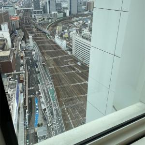 2020年2月名古屋マリオット アソシアホテル宿泊記〜お部屋編〜