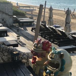 2019年6月:沖縄・小浜島旅行記|はいむるぶしのビーチ