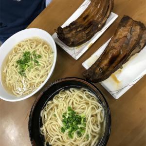 沖縄・名護でオススメの沖縄そば なかま食堂