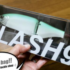 念願だったクラッシュ9をFish!さんの新春福袋争奪戦で【K9:DRT】