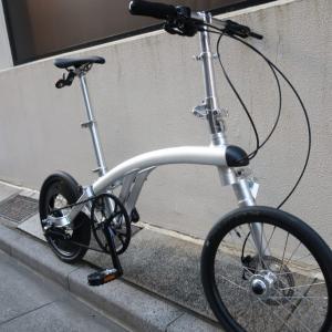 ふと思い立って折り畳み自転車を試乗してきた話(iruka編)