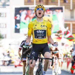[ツール・ド・フランス2019]ゲラント・トーマスの勝利に懸ける想い