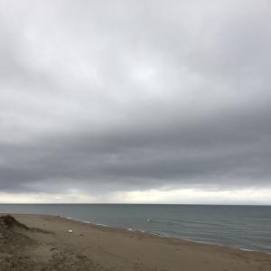 曇り時々雨、雨足強くなることも