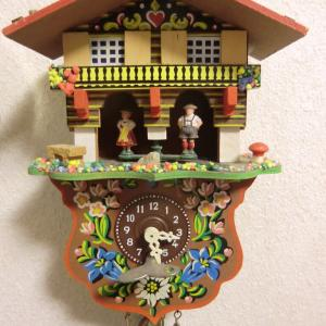 時計型湿度が分かる玩具