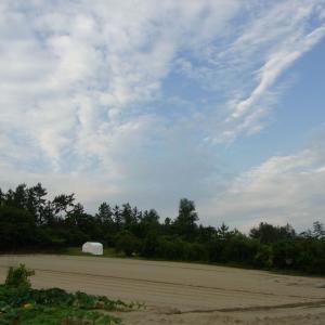 高積雲多い