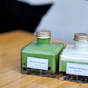 抹茶リパブリック(抹茶共和国)京都タワーサンド店へ!小瓶とカップどっちがいい?