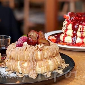 京都山科でふわふわパンケーキを!ライオンカフェの看板スイーツが絶品♪