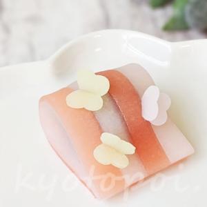 幸せを呼ぶ虫たちデザイン!ニキニキ季節の生菓子【2020年5月】