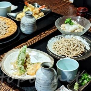 蕎麦の実よしむら烏丸五条店でランチ!並んでも食べたい京都のそば屋さん