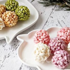 京都のわたがし屋zarameさんによるオシャレなポン菓子が鬼カワ!