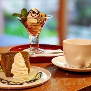 cafe KawataRo 八坂神社と高台寺の間の日本庭園カフェがステキ!