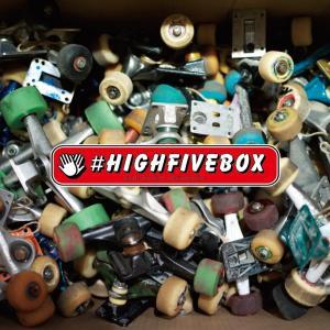 High Five Box/ハイファイブボックス