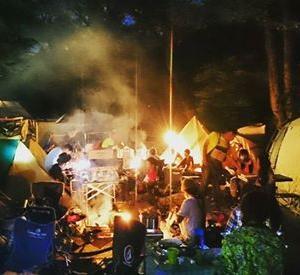 CREW THE CAMP [キャンプ・デ・ボウネンカイ]