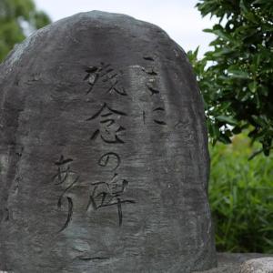 ここに残念の碑あり 土岐一郎