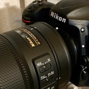 Nikonに乗り換え