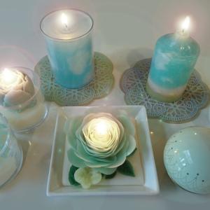 祈りの燭光