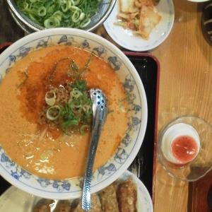 【47】火曜小ネタコーナー   担々麺