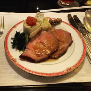 東京、ウェスティンホテルにあるザ テラスは死ぬまでに一度は行きたい最高級のランチビュッフェ